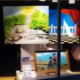 Saalfelden - Ausstellung Werner Szendi