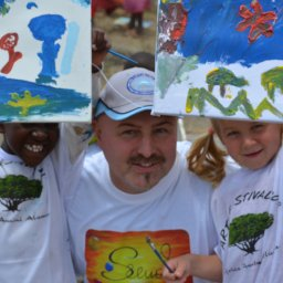 Together for Tanzania - Werner Szendi - Kidsart