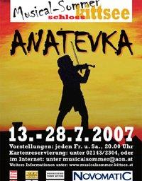 Anatecka Musical Kittsee Werner Szendi