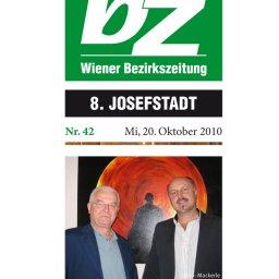 Wüstenrot Vernissage Werner Szendi