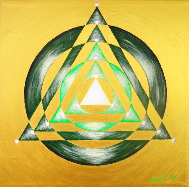 Einheit in der Dreiheit - Unity in Trinity