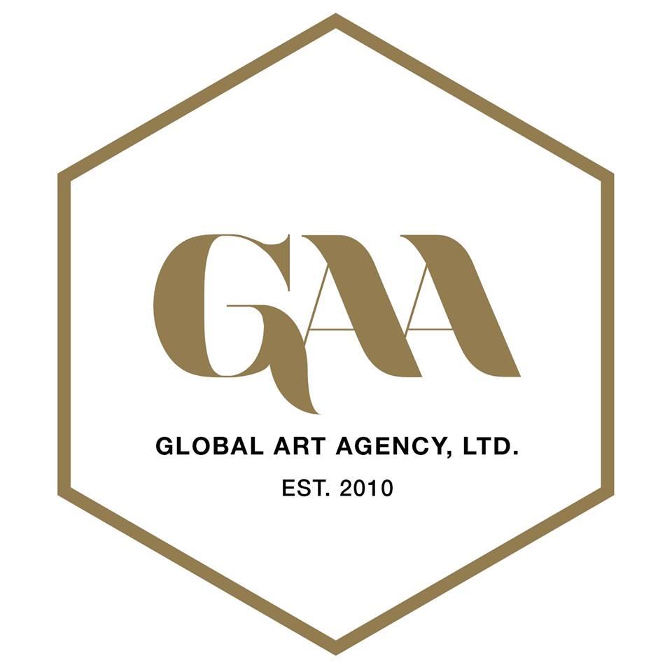 Logo GAA Global Art Agency - Werner Szendi