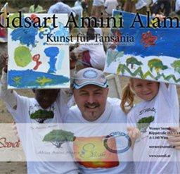 Kidsart - Tanzania - Africa Amini Alama - Werner Szendi