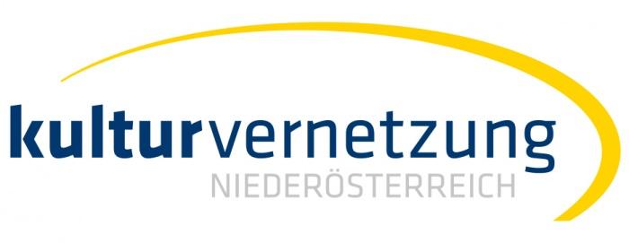 Logo Kulturvernetzung Niederösterreich - Werner Szendi