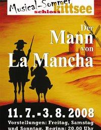 Der Mann von La Mancha - Kittsee - Musical - Werner Szendi
