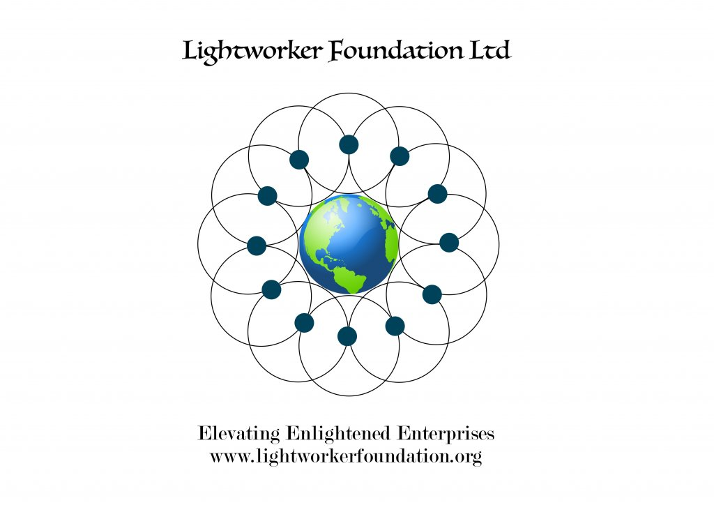 Logo Lightworker Foundation
